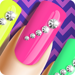 Nail salon manicure girl game android apps on google play nail salon manicure girl game prinsesfo Gallery