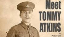 'Meet Tommy Atkins' tonight