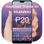 Keyboard for HUAWEI P20 Icon