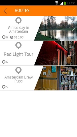 android WFA Serviced Apartments Screenshot 3