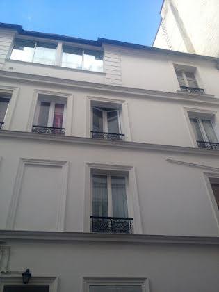 Location appartement meublé 3 pièces 45,13 m2