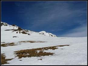 Photo: Asoma la cima del Serrera.