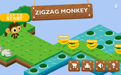 ZigZag Monkey