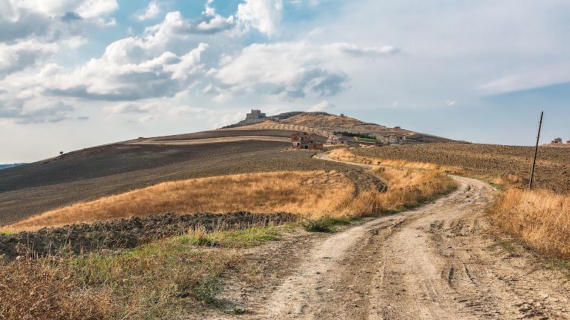 La via del castello di ENZOART