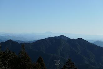恵那山方面