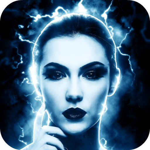 Superpower Effects Photo Montage Icon