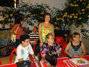 Photo: Visita da artista plástica Eli Heil ao Baiacu. Mais fotos: http://www.daquinarede.com.br/index.php?option=com_phocagallery&view=category&id=391%3Aeli-heil-visita-o-baiacu-de-alguem-1022012&Itemid=62