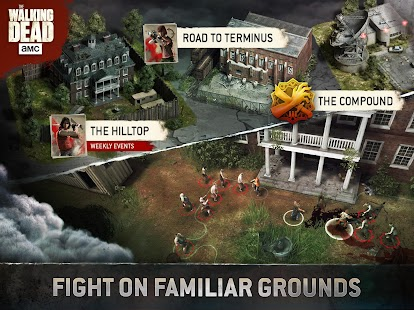 The Walking Dead No Man's Land Screenshot 11
