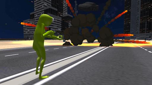 frog city simulator screenshot 2