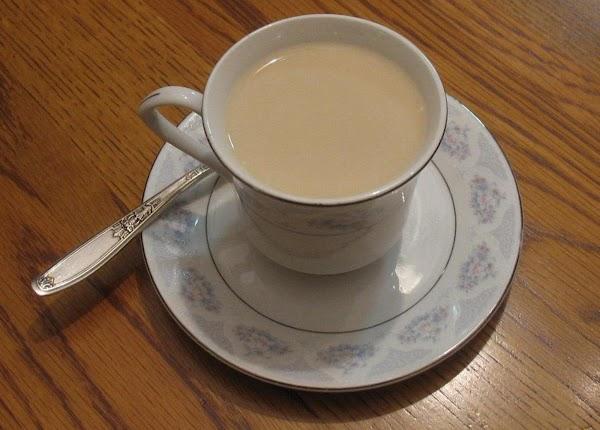 Cambric Tea Recipe