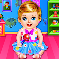 Sweet Baby Girl Daily Care - Baby care & Dress up APK