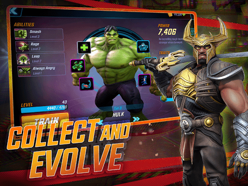 MARVEL Strike Force - Squad RPG  screenshots 11