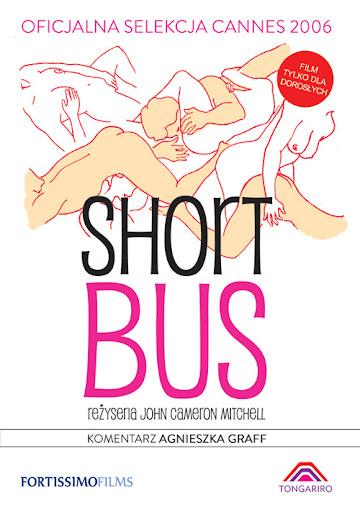 Polski plakat filmu 'Shortbus'