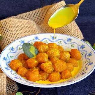 Potato Free Paleo Gnocchi