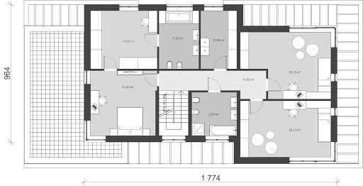 UA82 - Rzut piętra