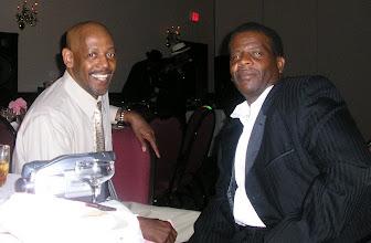 Photo: Leonard & Daddy