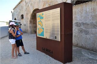 Photo: Maó - La Mola