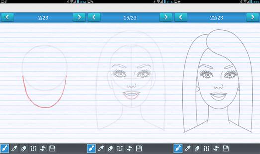 Descargar Cómo dibujar Barbie APK 2.0 APK para Android - educación ...
