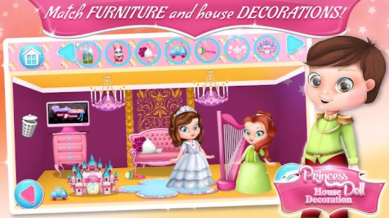 Domeček pro Panenky Dekorace - náhled