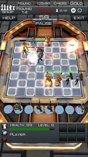 Auto Robots Chess