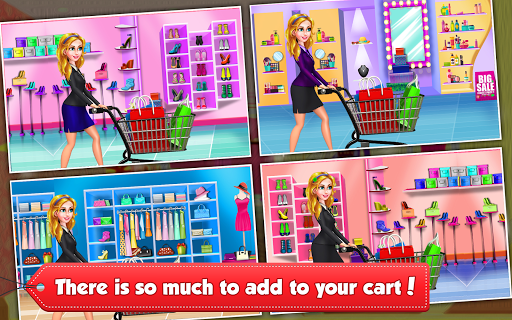 Shopping Mall Girl Cashier Game 2 - Cash Register  screenshots 11