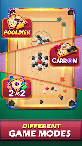 Carrom Friends: Online Carrom Board Disc Pool Game  screenshots 11