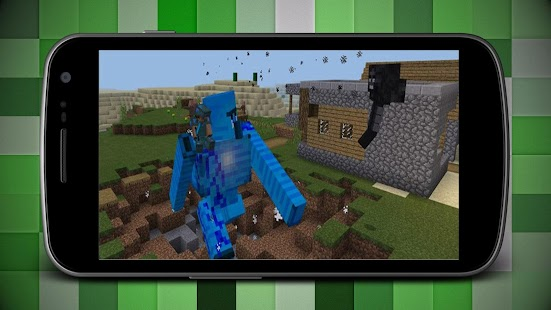 Guardian Addon for Minecraft MCPE - náhled