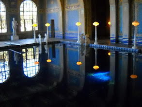 Photo: The indoor pool