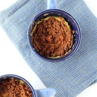 Easy Coffee Cake in a Mug