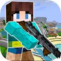 Block Wars: Survival City icon