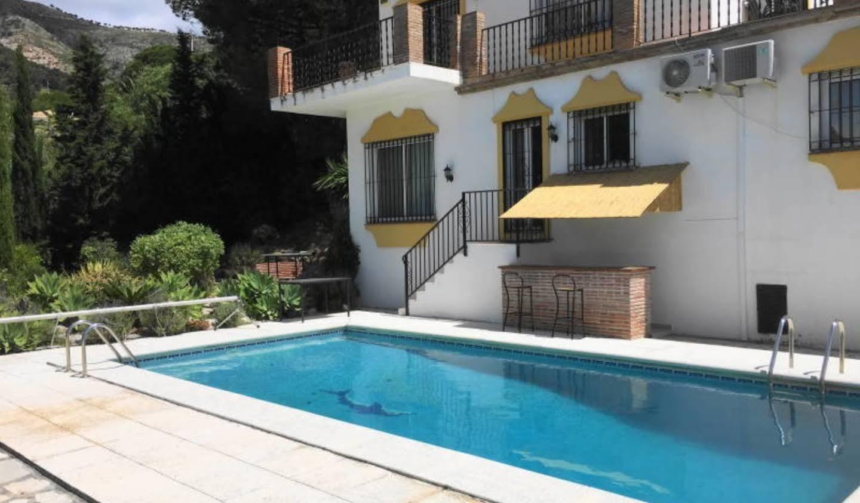 Villa avec piscine et jardin Mijas