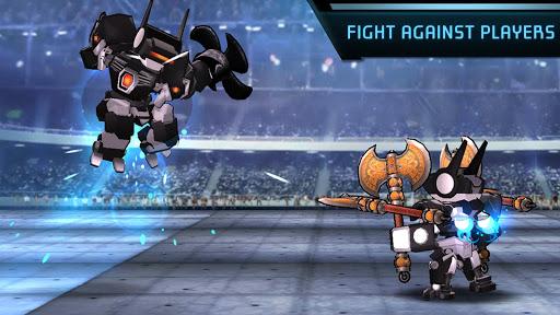 Megabot Battle Arena: Build Fighter Robot screenshots 1