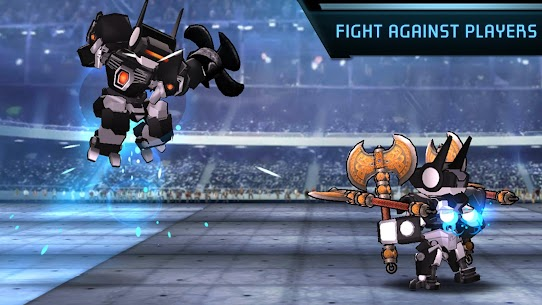 Megabot Battle Arena: Build Fighter Robot Apk Download For Android and Iphone 1