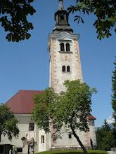 Photo: Szűz Mária barokk zarándok templom a szigeten