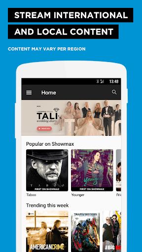 Showmax - Watch TV shows and movies 44.3.a60d2d392 screenshots 1