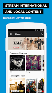 Showmax – Watch TV shows and movies 1
