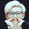 BTS RM Wallpaper - Rap Monster Kpop Wallpapers HD icon