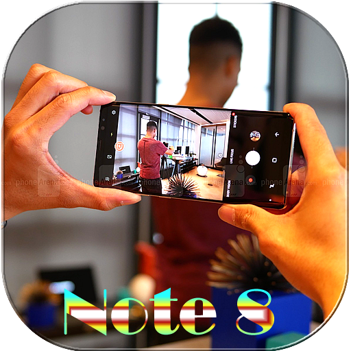 Selfie With Samsung Note 8 (app)