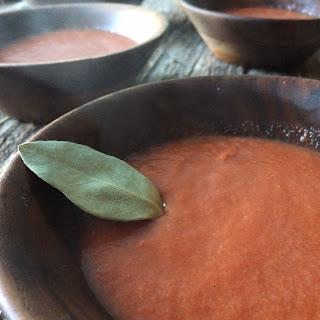 Paleo / GAPS Copycat Campbell's Tomato Soup.