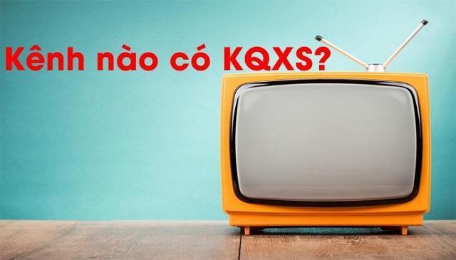 Phát xổ số trực tiếp trên sóng truyền hình