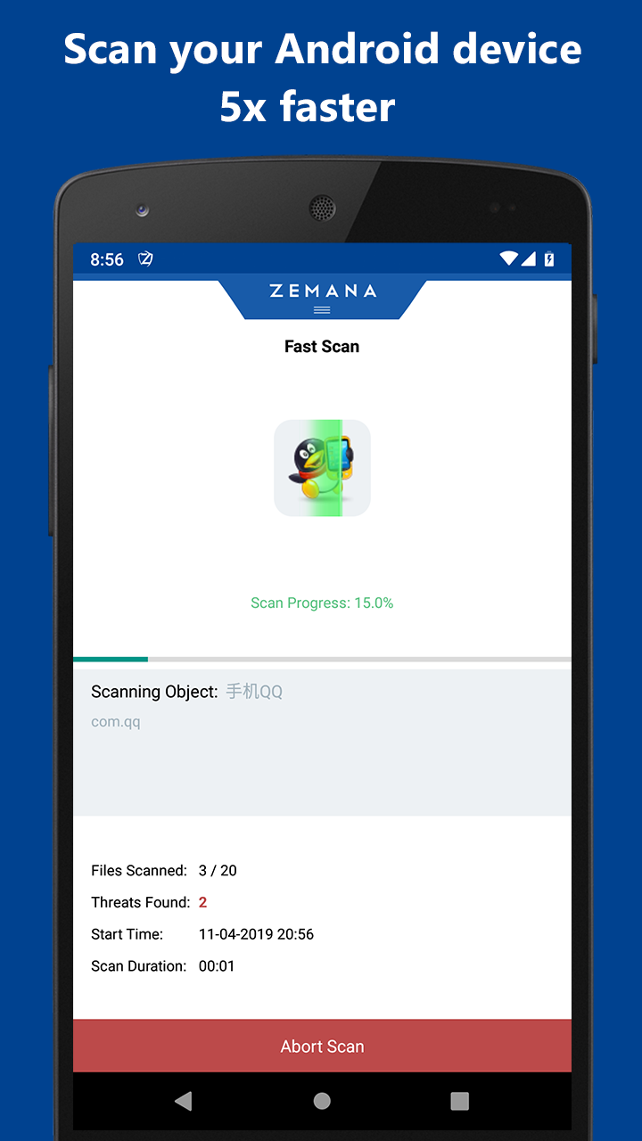 Zemana Antivirus 2019: Anti-Malware & Web Security Screenshot 2