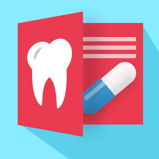 Dental Drugs & Anesthesia 醫療 App LOGO-硬是要APP