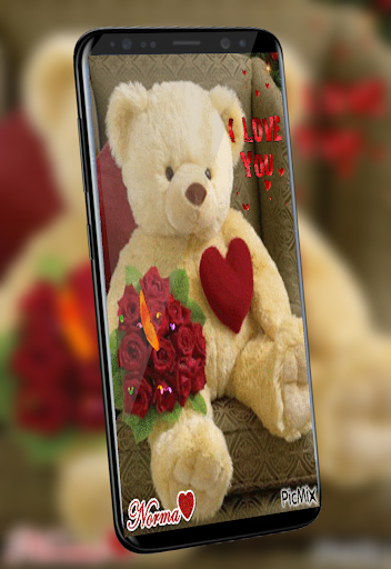 Download Cute Teddy Bear Wallpaper Google Play Softwares