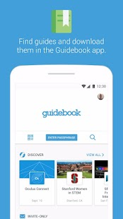 Guidebook Screenshot