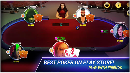 Poker Offline 3.8.3 screenshots 2
