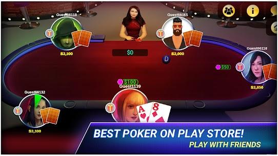 Poker Offline 3.9.0  MOD APK 2