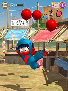 Clumsy Ninja Screenshot