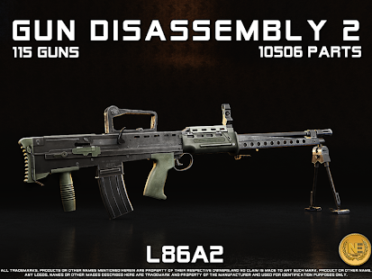 Gun Disassembly 2 - screenshot thumbnail