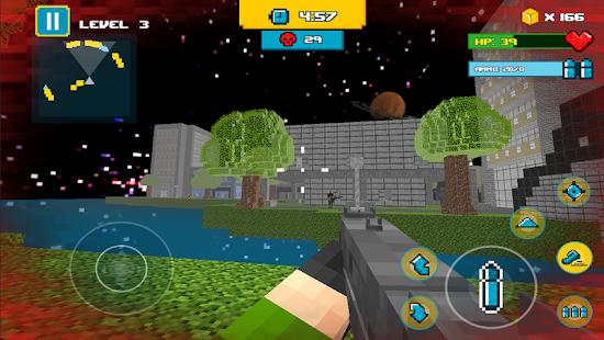 Cube of Duty: Battlefield - náhled