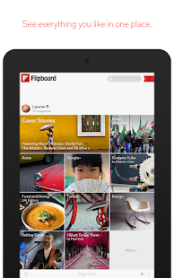Flipboard: News For Any Topic- screenshot thumbnail